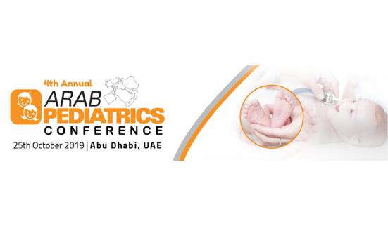 Arab Pediatrics Conference (25th Oct, 2019)