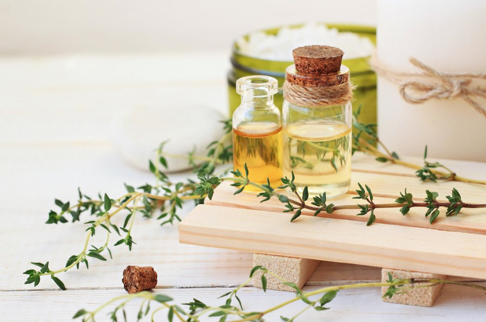 Thyme Inhalations - Home Remedy for Dry Cough