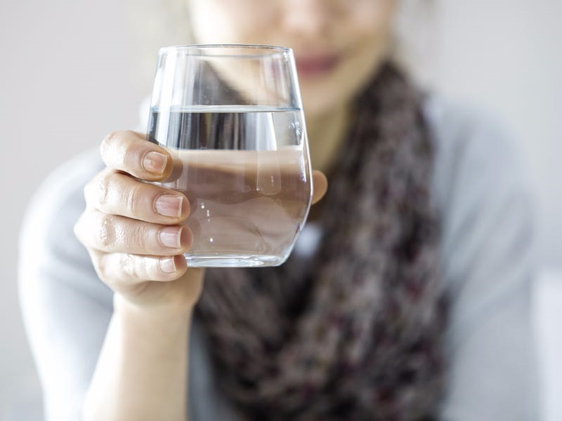 Keep Yourself Hydrated - Home Remedy for Dry Cough