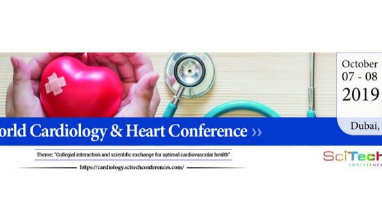 World Cardiology & Heart Conference (7th Oct, 2019)