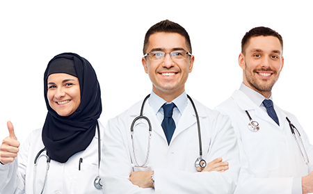 Dial 800DIALDOC to get a doctor to your home in 30 minutes 24/7 across Dubai