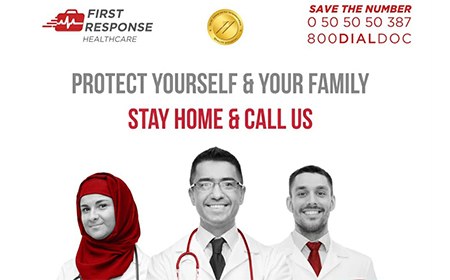 Doctor at Home Services – Stay at Home and Call Us for Medical Assistance